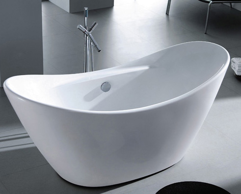 Designer Bathroom Freestanding Modern Roll Top Baths