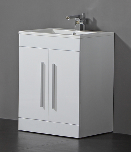 bathroom sink basin floor storage cabinet vanity unit ebay