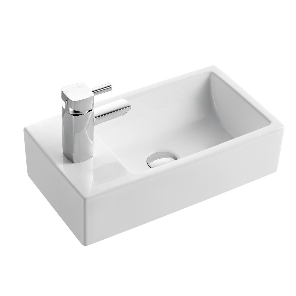 Small Wash Basin Price : Details about Compact Slim Cloakroom Bathroom Wash Basin Sink Ceramic ...